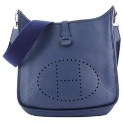 Hermes Evelyne Bag Gen II Clemence PM