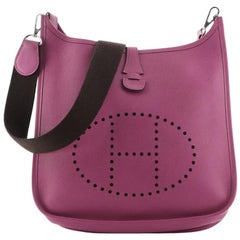 Hermes Evelyne Bag Gen II Epsom PM