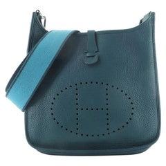 Hermes Evelyne Bag Gen III Clemence PM