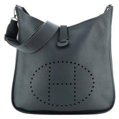 Hermes Evelyne Bag Gen III Clemence TGM