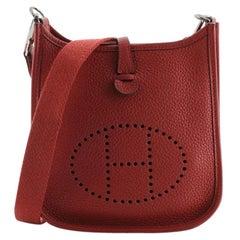 Hermes Evelyne Bag Gen III Clemence TPM