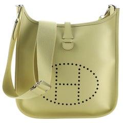Hermes Evelyne Bag Gen III Epsom PM