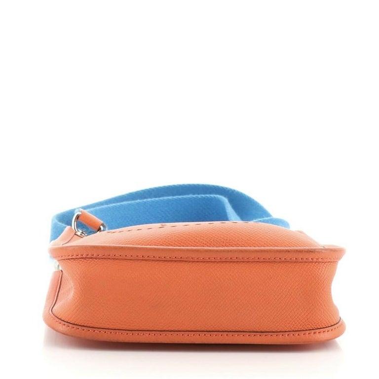 Women's or Men's Hermes Evelyne Bag Gen III Epsom TPM For Sale