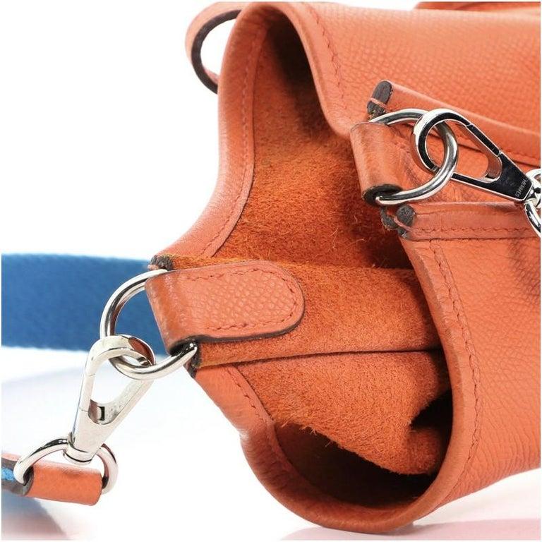 Hermes Evelyne Bag Gen III Epsom TPM For Sale 3