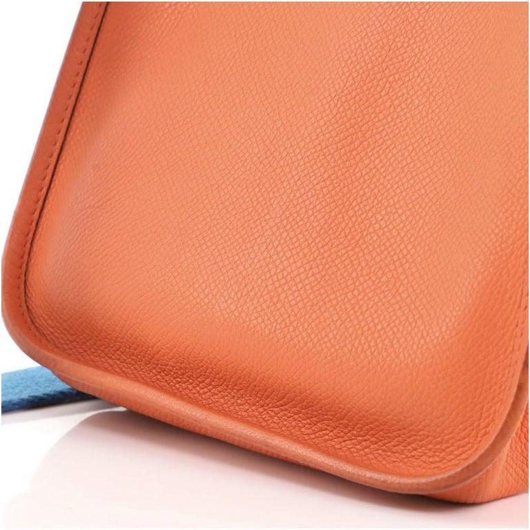 Hermes Evelyne Bag Gen III Epsom TPM For Sale 4