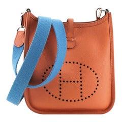 Hermes Evelyne Bag Gen III Epsom TPM