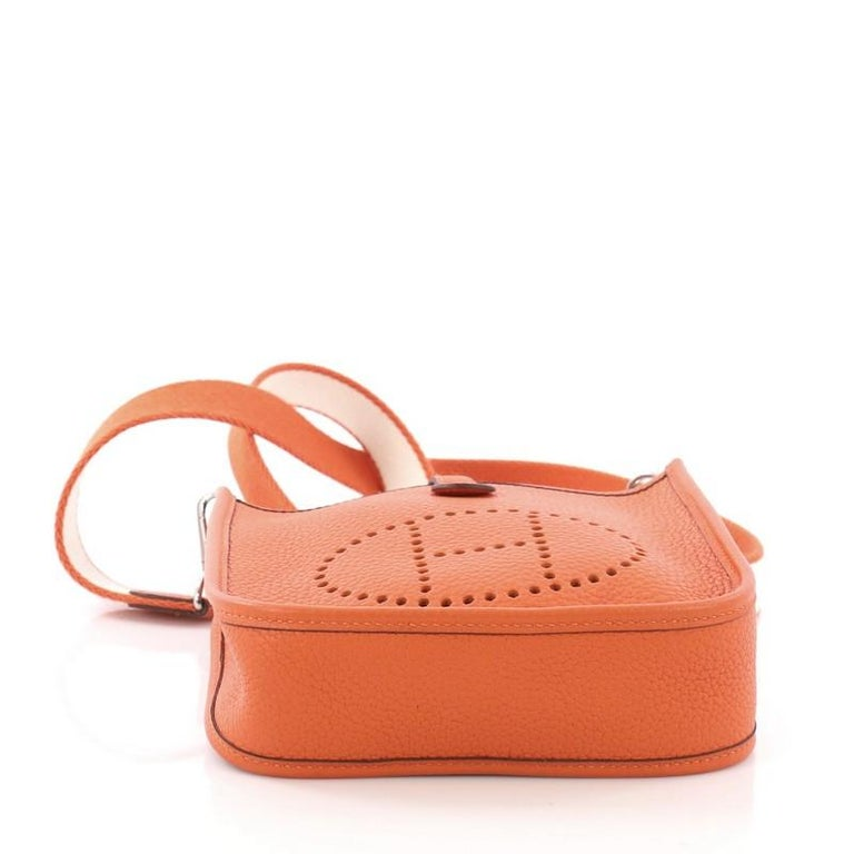 Women's Hermes Evelyne Crossbody Gen III Clemence TPM For Sale