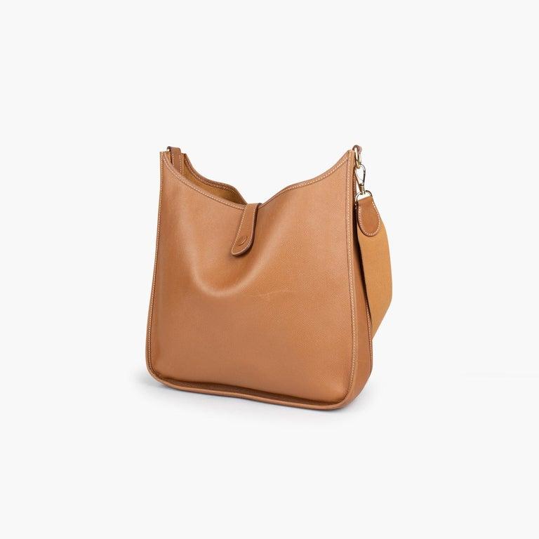 Hermès Evelyne II PM Crossbody Bag In Good Condition For Sale In Sundbyberg, SE