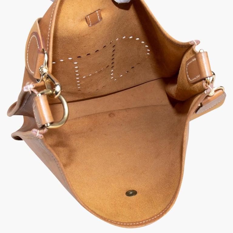 Hermès Evelyne II PM Crossbody Bag For Sale 3