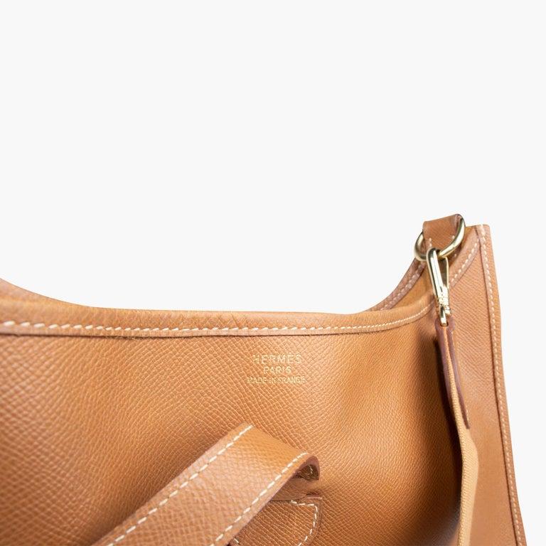 Hermès Evelyne II PM Crossbody Bag For Sale 4