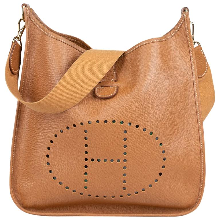 Hermès Evelyne II PM Crossbody Bag For Sale