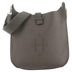 Hermes Evelyne Sellier Bag Epsom 33