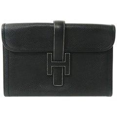 Hermès Evergrain Jige 29 Clutch