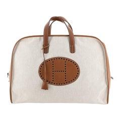 Hermes Feu2Dou Travel Bag
