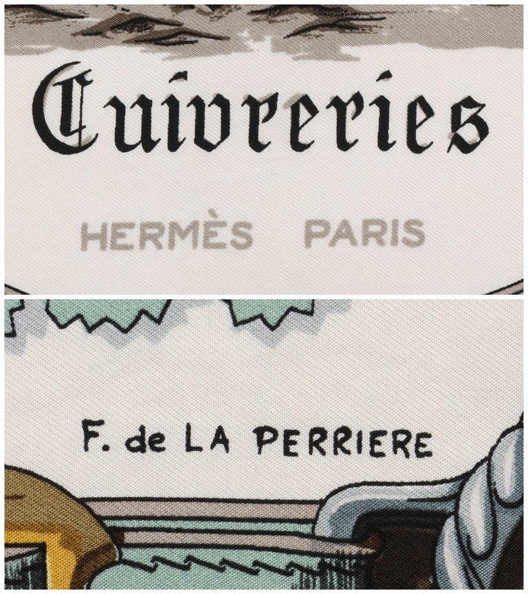Women's HERMES Francoise De La Perriere