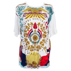 Hermes Fraternite' 1789 Cotton T Shirt Top