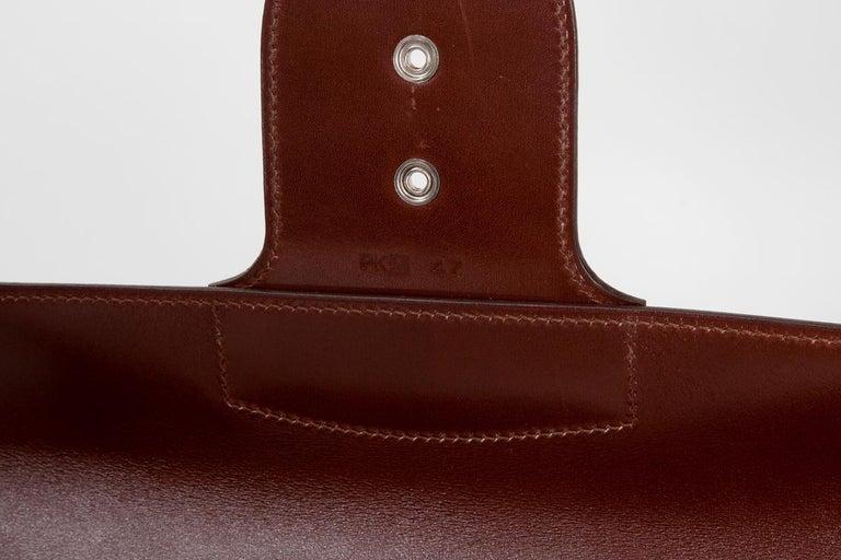 Hermes Goodlock Clutch Bag  For Sale 5