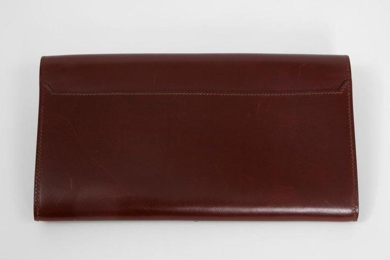 Hermes Goodlock Clutch Bag  For Sale 6