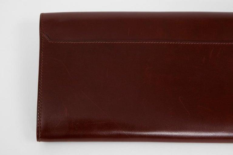 Hermes Goodlock Clutch Bag  For Sale 7