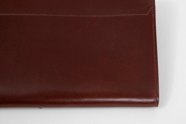 Hermes Goodlock Clutch Bag  For Sale 8