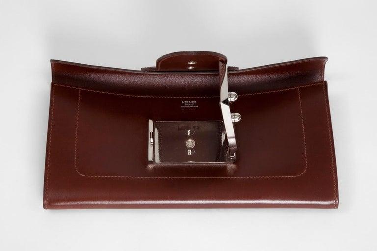 Hermes Goodlock Clutch Bag  For Sale 1