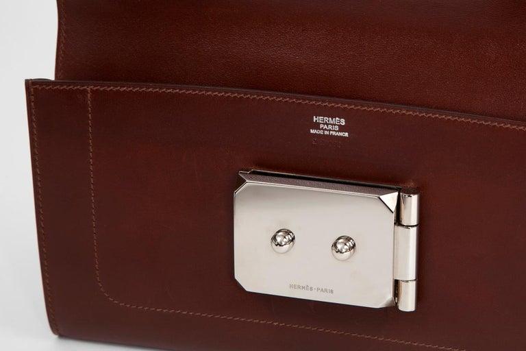 Hermes Goodlock Clutch Bag  For Sale 3