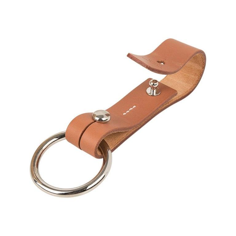 Hermes Groom Stable Bucket Oak Wood Leather Handle New For Sale 7