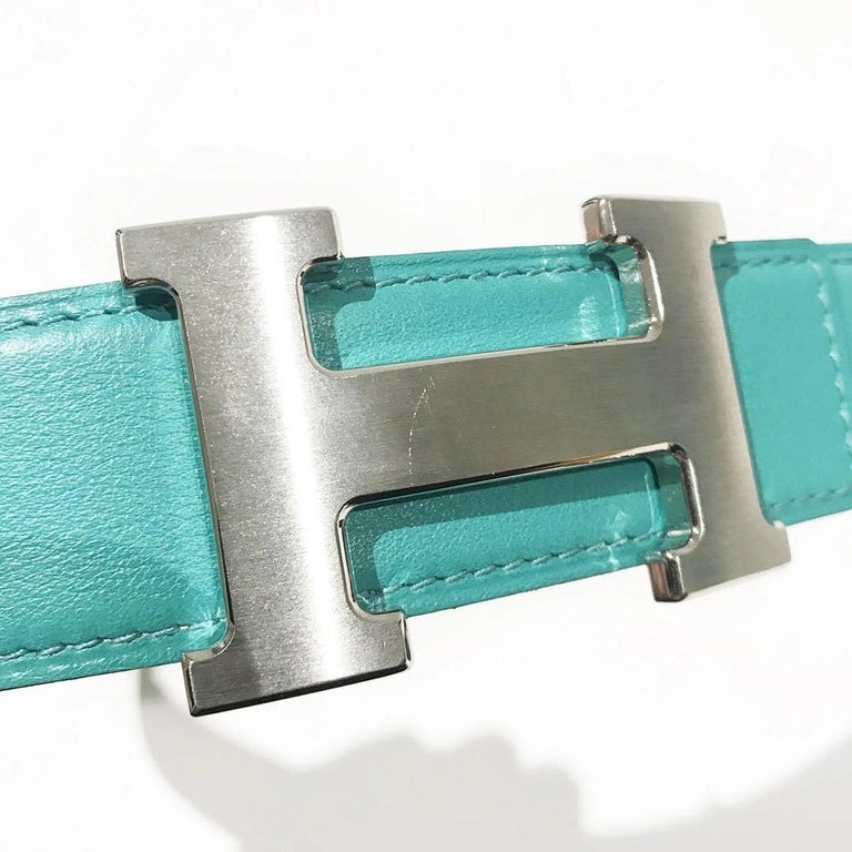 Hermés H Buckle Belt In Good Condition For Sale In Los Angeles, CA