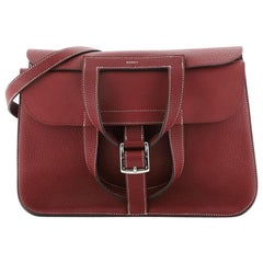 Hermes Halzan Bag Clemence 31