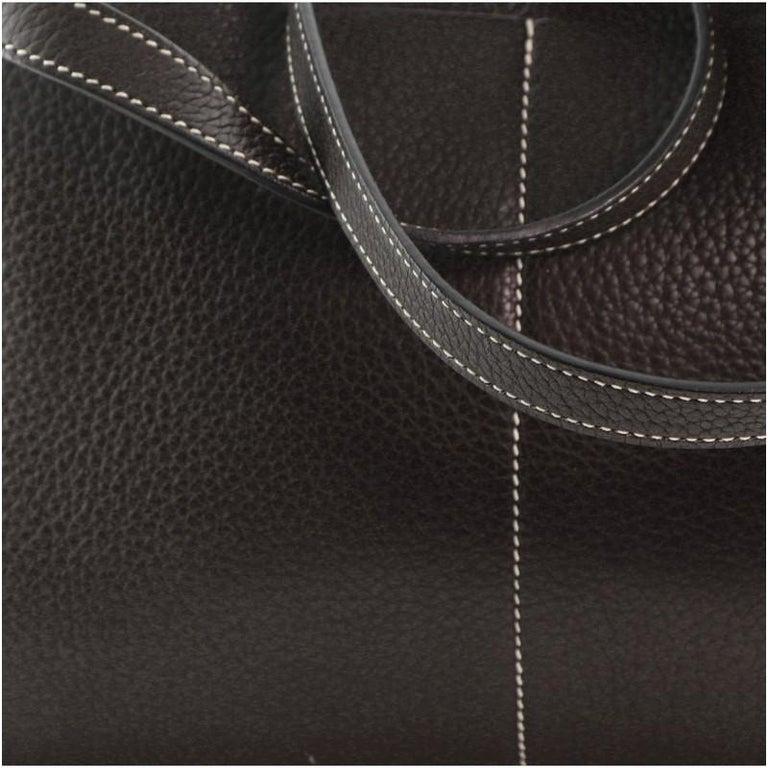 Hermes Halzan Bag Togo 31 For Sale 6