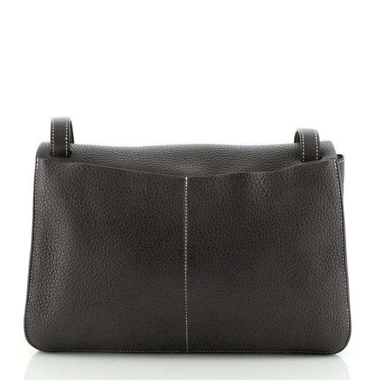 Women's or Men's Hermes Halzan Bag Togo 31 For Sale