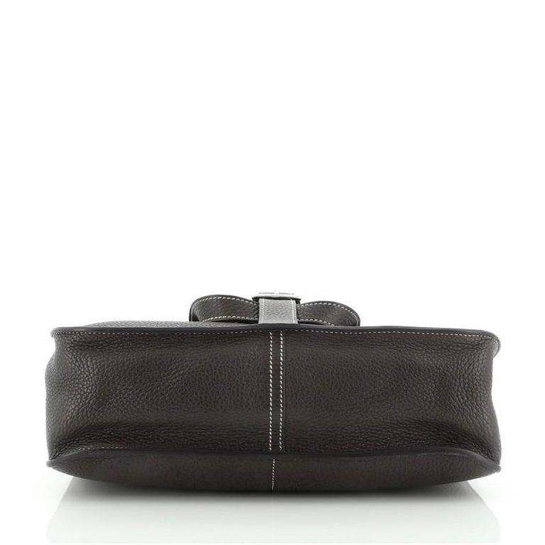 Hermes Halzan Bag Togo 31 For Sale 1