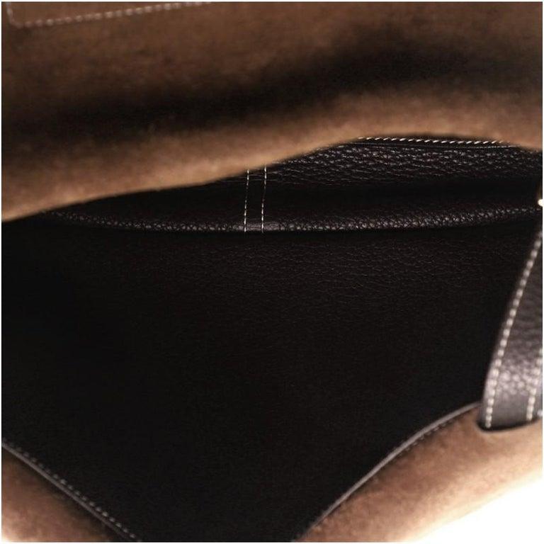 Hermes Halzan Bag Togo 31 For Sale 2