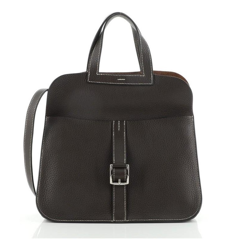 Hermes Halzan Bag Togo 31 For Sale 3
