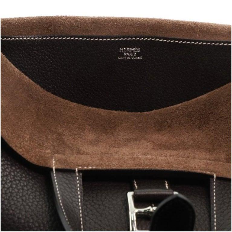 Hermes Halzan Bag Togo 31 For Sale 4