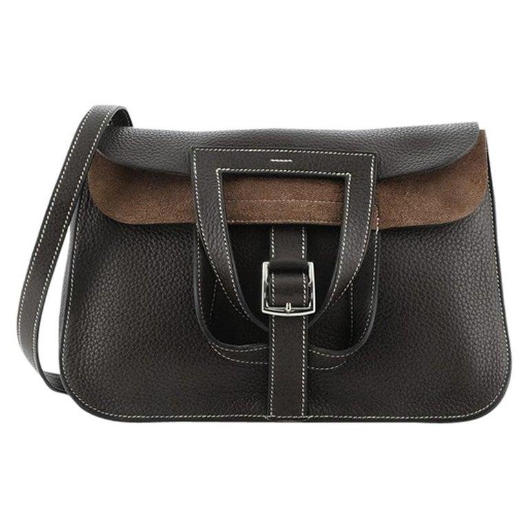 Hermes Halzan Bag Togo 31 For Sale