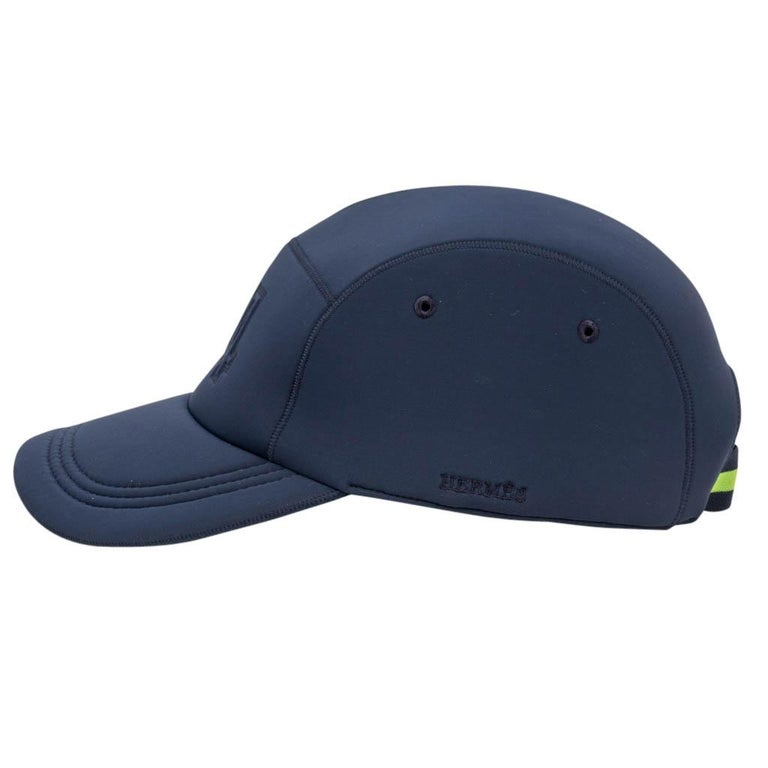 c339ca987b0 Hermes Hat Nevada 24 Cap Marine M New In New Condition For Sale In Miami