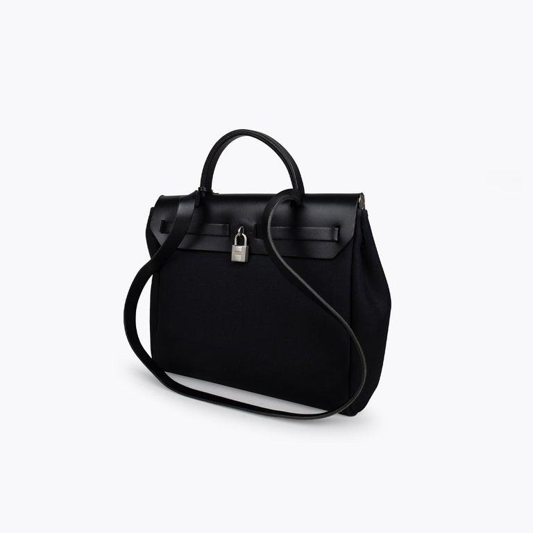 Hermès Herbag PM Bag In Good Condition In Sundbyberg, SE