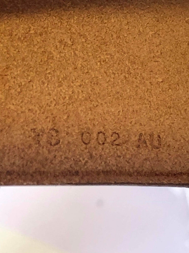 Hermes Herbag Zip 39 Retourne Ecru Beige - XL- New Condition For Sale 5