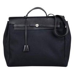 Hermès Herbag Zip 39 Shoulder Bag