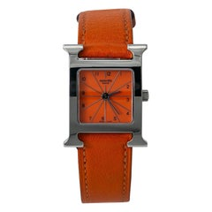 Hermes Heure H HH1-210, Case, Certified and Warranty