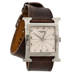 Hermes Heure HH1.810, Silver Dial Certified Authentic