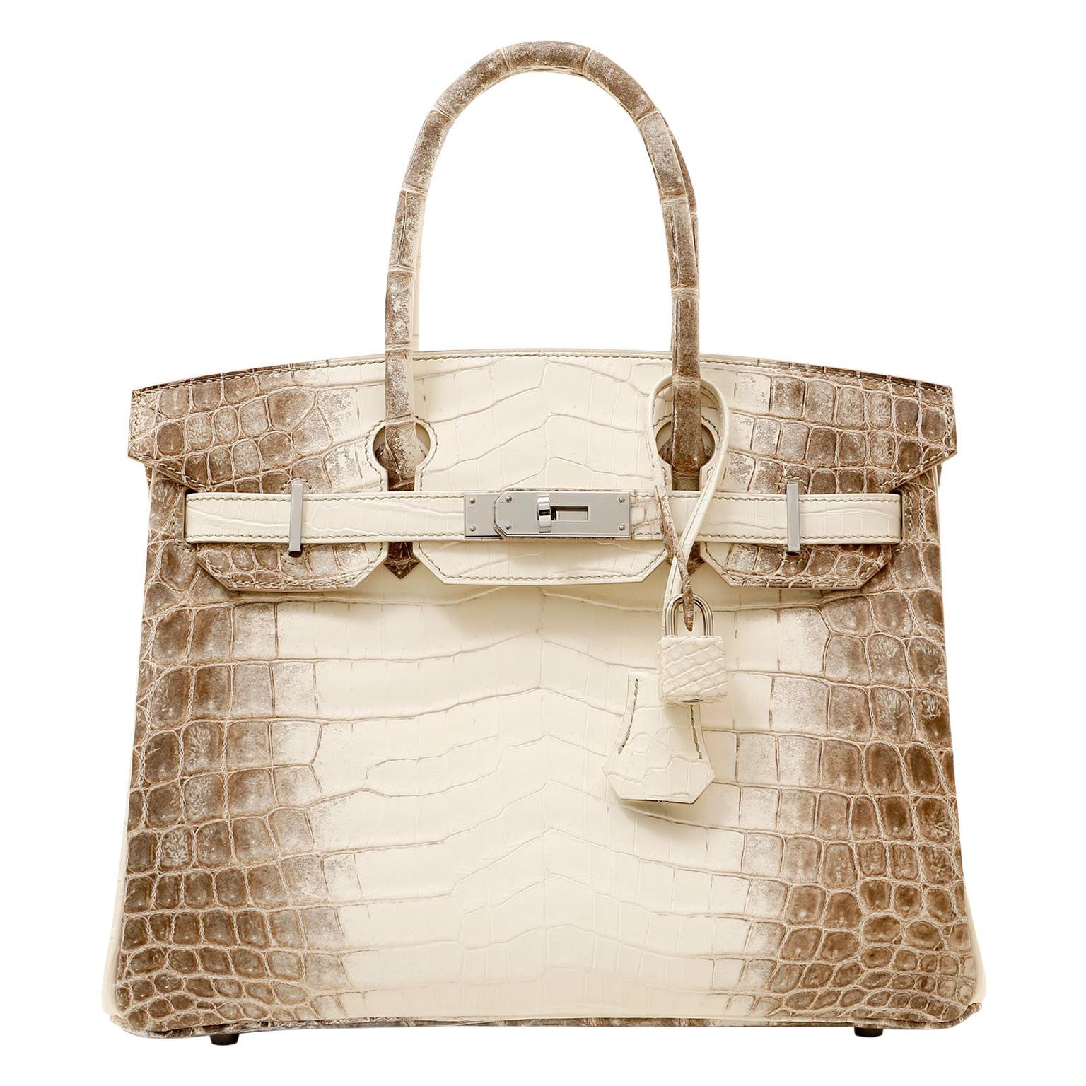 Hermès Himalayan Crocodile 30 cm Birkin 2021