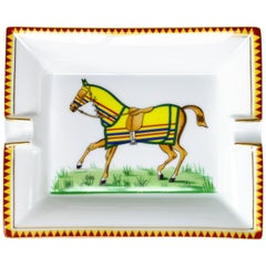 Hermes Horse Ashtray