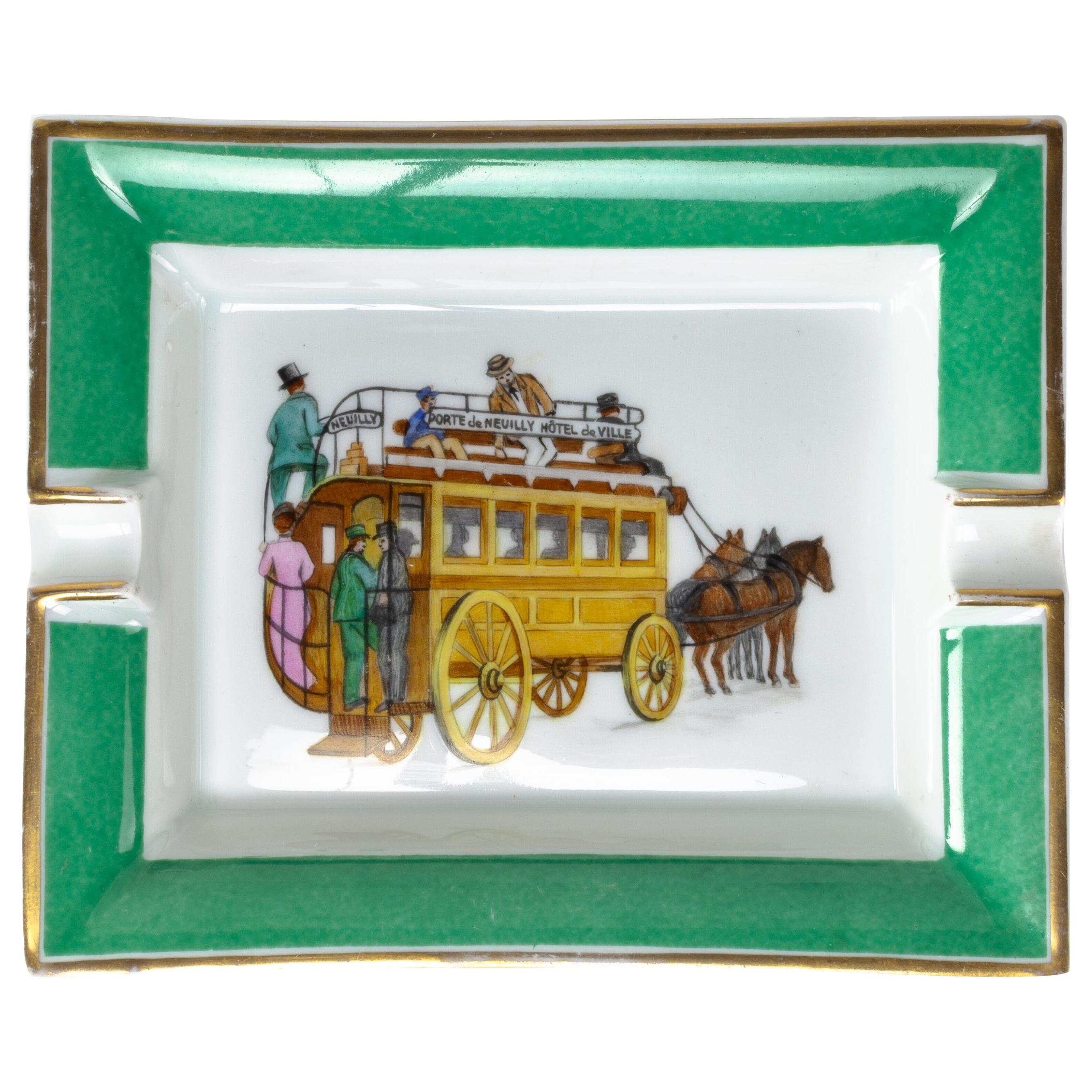Hermes Horse Carriage Ashtray