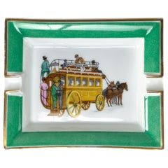 Hermes Horse Carriage Ashtray