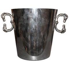 Hermès Horse Head Champagne Bucket