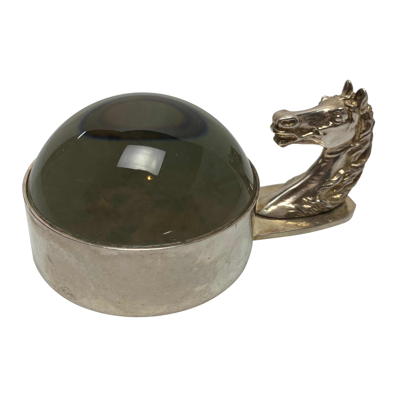 Hermes Horsehead Magnifier