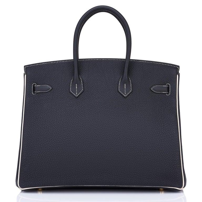 Hermes HSS Birkin Black Craie