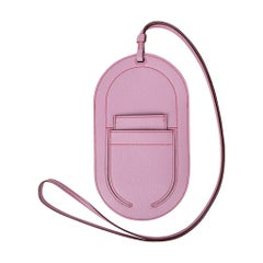 Hermes In-The-Loop Phone To Go GM Case Mauve Sylvestre